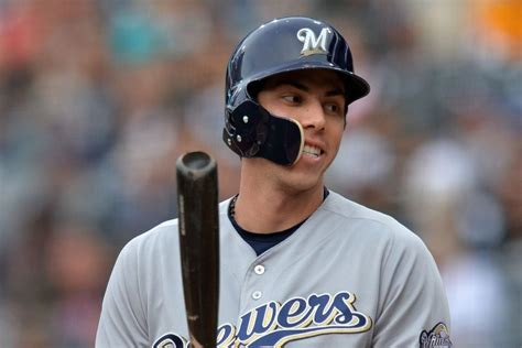 Christian Yelich Biography, Mom, Girlfriend And Family Life