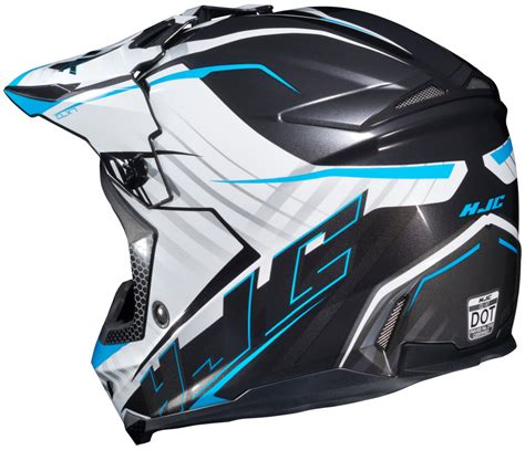 134 99 hjc cl x7 blaze motorcross mx helmet 994791