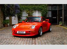 Rare Porsche 993 GT2 Club Sports Retro Resale