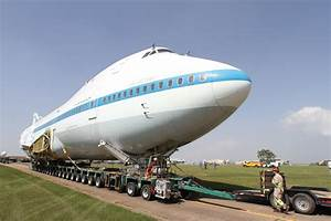 Shuttle Carrier Aircraft's big move to Space Center ...