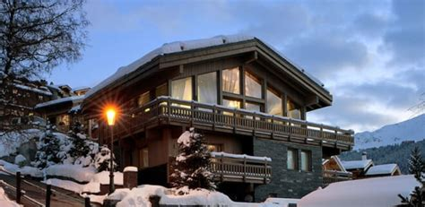 luxury chalet par jean marc and mouchet courchevel construire tendance