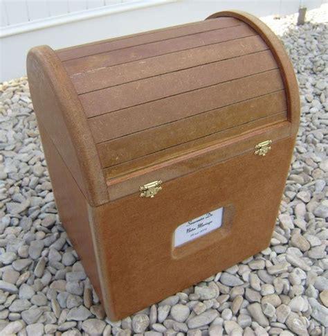 fabrication d un coffre en bois cadeau de mariage