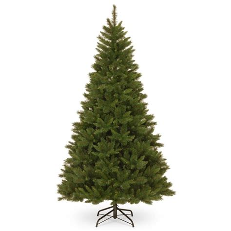 national artificial christmas trees winslow pine hinged artificial christmas tree garden 3432