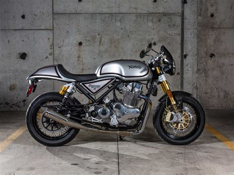 The Classic 2016 Norton Commando 961 Cafe Racer