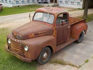 1949 Ford F1 Pickup  Ford Truck  Ford F100 For Sale  Photos  Technical Specifications  Description