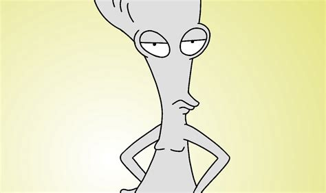 draw roger  alien  american dad draw central