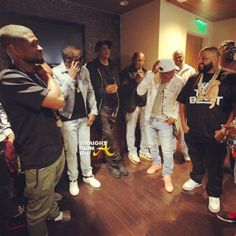 Z In Illuminati by Usher Diddy Z Steve Stoute T I Khalid