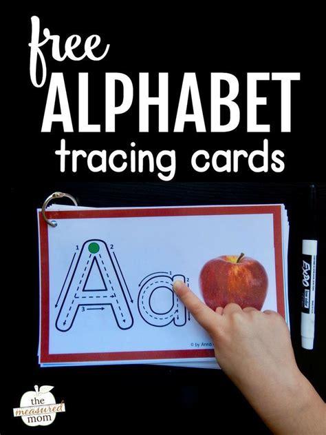 alphabet tracing book  measured mom alphabet