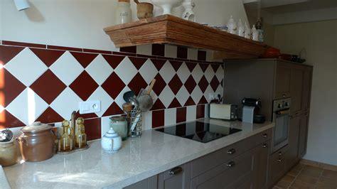 image carrelage cuisine couleur de faience pour cuisine moderne