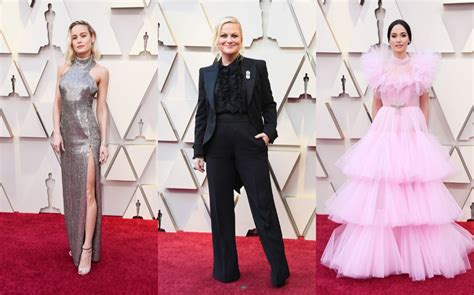 Oscars All The Best Worst Red Carpet Fashion Looks