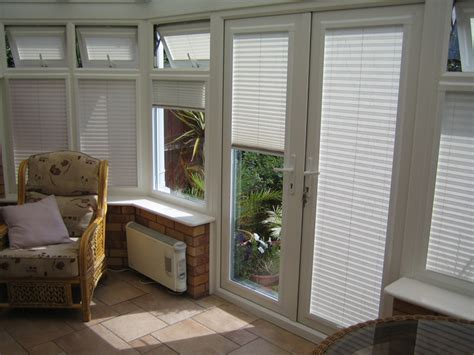 Patio Door Curtains And Blinds Ideas by Perfect Fit Blinds By Louvolite