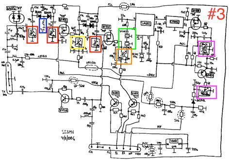 Identify Symbols Circuit Diagrams For Vhf Radio