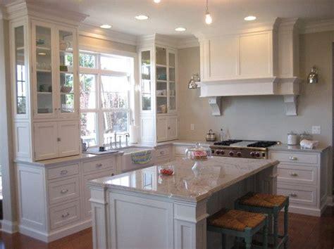 gray kitchen cabinets benjamin bm edgecomb gray and white dove cabinet color oh eugenia 6905