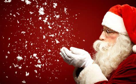Wallpaper Santa by Santa Claus Hd Wallpaper Background Image 1920x1200