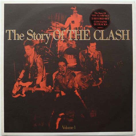The Clash  The Story Of The Clash Volume 1 (cbs 4602441