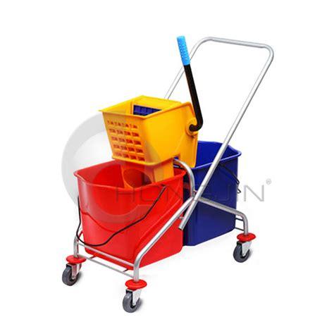 trolley vs floor pp plastic floor cleaning mop trolley with