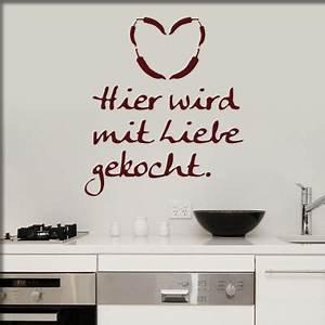 Leinwandbilder Für Küche : wandtattoos und wandaufkleber f r die k che ~ Sanjose-hotels-ca.com Haus und Dekorationen