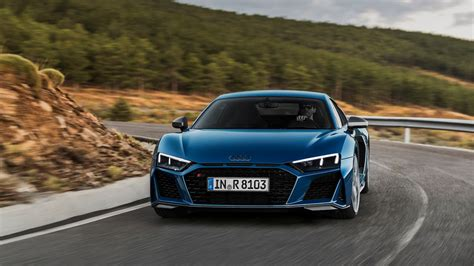 2019 Audi R8 Concept And Changes From Engines