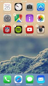 Move App Icons Anywhere on Your iPhone's Home Screen ...