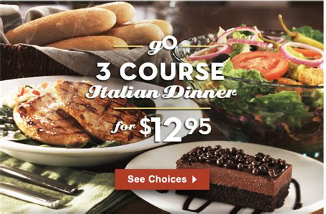 olive garden lunch special olive garden specials markus ansara pertaining to olive