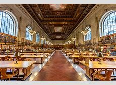 NYPL's Rose Main Reading Room is officially a New York