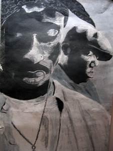 Tupac and Biggie by rEk-1 on DeviantArt