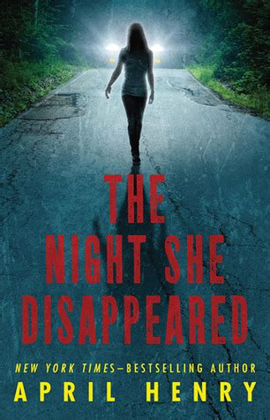 night  disappeared  april henry reviews
