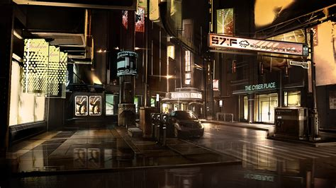Deus Ex Human Revolution Learning From The Past Bits