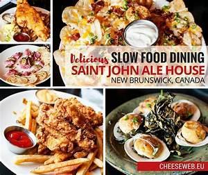 Review: Saint John Ale House Slow Food Restaurant, New ...