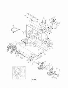 Craftsman Snowblower Parts Diagram