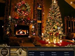 Christmas Hidden Object Games