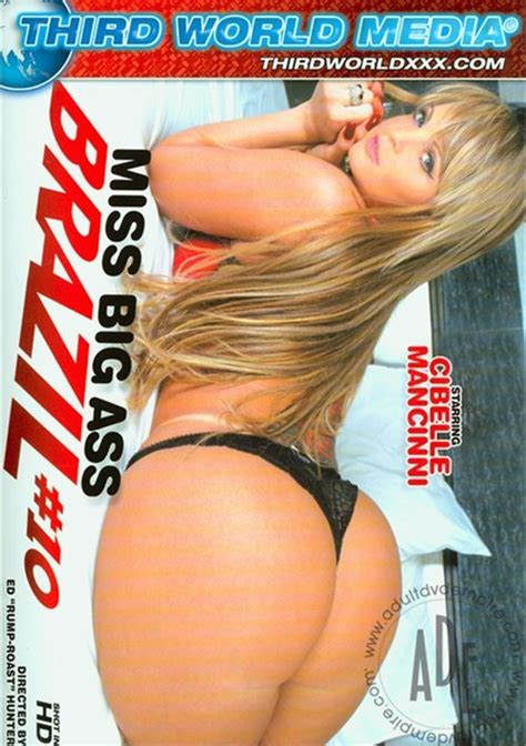 Miss Big Ass Brazil 10 2012 Adult Dvd Empire