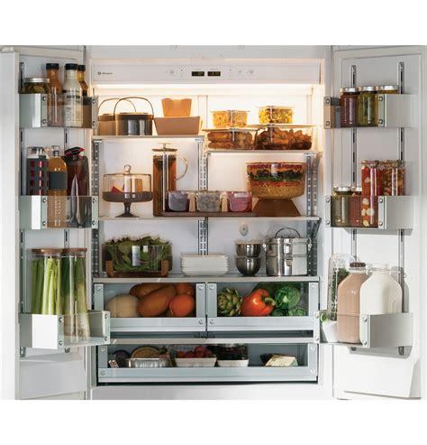 zipnz ge monogram  built  french door refrigerator  monogram collection