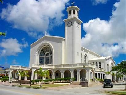 Guam Cathedral Maria Dulce Nombre Basilica Hagatna