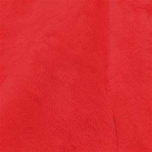 Fausse Fourrure Rouge : fausse fourrure unie rouge pas chers tissus price ~ Teatrodelosmanantiales.com Idées de Décoration