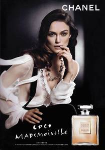 Keira Knightley Chanel : keira knightley 39 s chanel coco mademoiselle 2009 stylefrizz ~ Medecine-chirurgie-esthetiques.com Avis de Voitures
