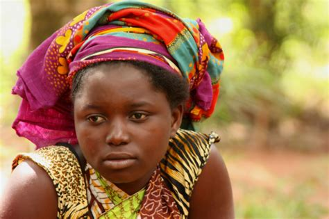 African Woman Free Stock Photo  Public Domain Pictures