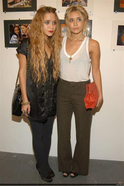 Olsen Twins Style Icons Stylemesister