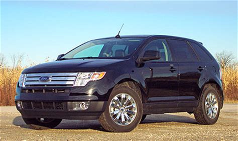 Image Gallery 2007 Ford Crossover
