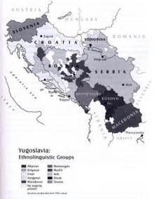 Yugoslavia Map 1900