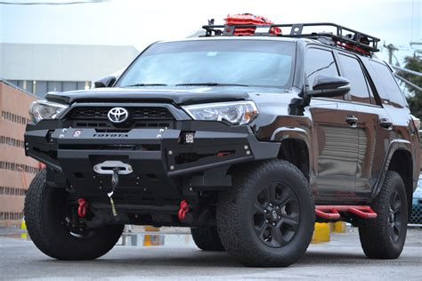 Toyota 4runner Bumper by Toyota 4runner 14 Up Front R1 Bumper Proline 4wd