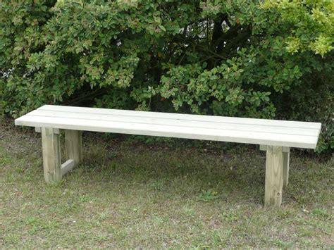 banc de jardin haute qualite en bois depicea    cm