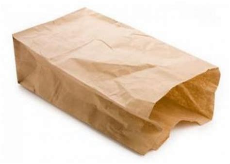 The Lesson Of The Brown Paper Bag