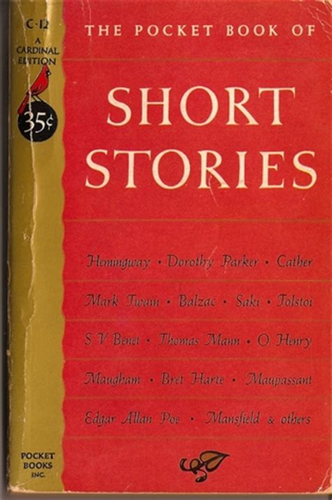 pocket book  short stories american english