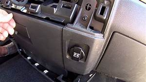2009 Dodge Ram Blend Door Actuator Knocking Noise Repair