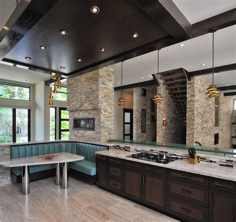 plan de cuisine moderne avec ilot central grande cuisine avec ilot central cuisine avec lot central