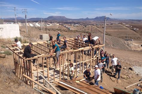 build a house project mexico st orphanage home building
