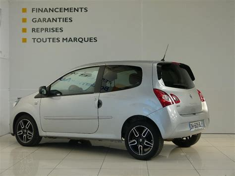 voiture occasion renault twingo ii  lev   eco sl