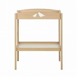 Table à Langer Bois : table langer en bois l 80 cm lapinou maisons du monde ~ Teatrodelosmanantiales.com Idées de Décoration