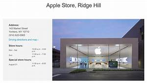 apple39s stores are no longer called 39apple store39 With documents apple store